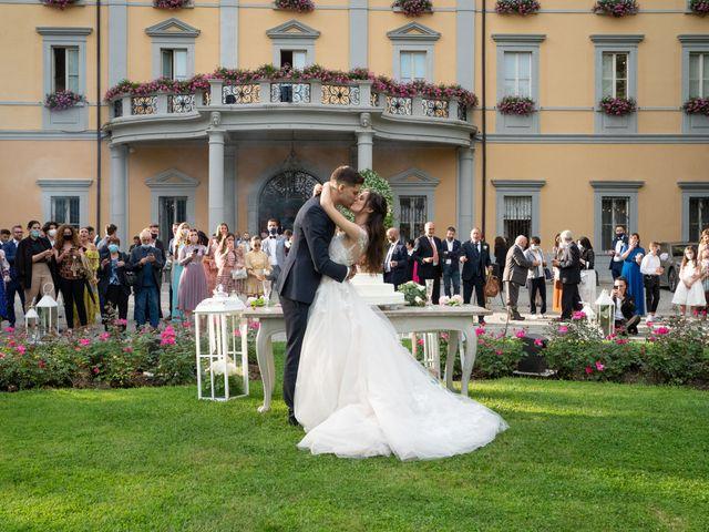 Il matrimonio di Luca e Alice a Giussano, Monza e Brianza 31