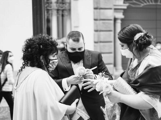 Il matrimonio di Daniel e Ilaria a Treviglio, Bergamo 27