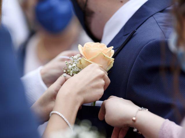 Il matrimonio di Daniel e Ilaria a Treviglio, Bergamo 28