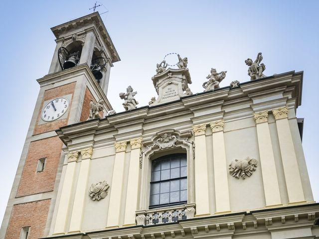 Il matrimonio di Daniel e Ilaria a Treviglio, Bergamo 29