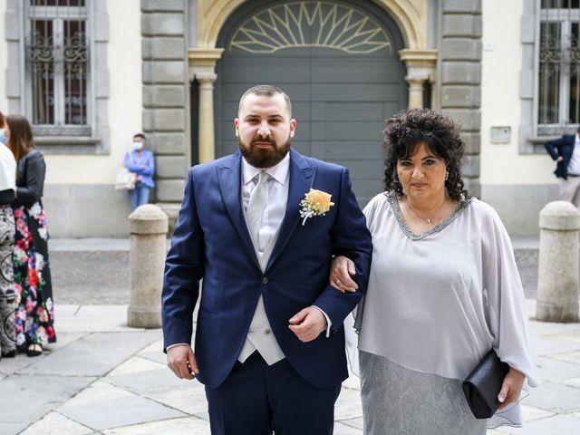 Il matrimonio di Daniel e Ilaria a Treviglio, Bergamo 31