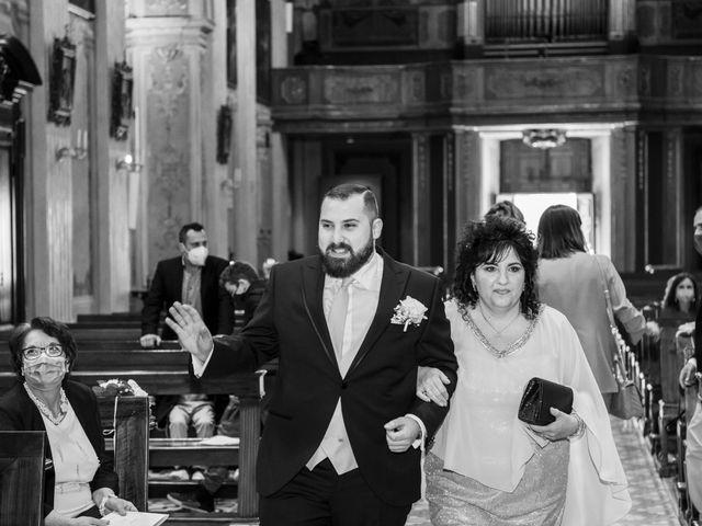 Il matrimonio di Daniel e Ilaria a Treviglio, Bergamo 32