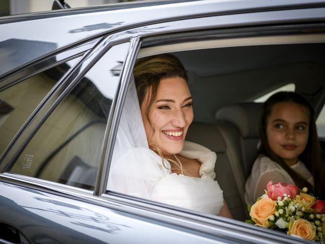 Il matrimonio di Daniel e Ilaria a Treviglio, Bergamo 33