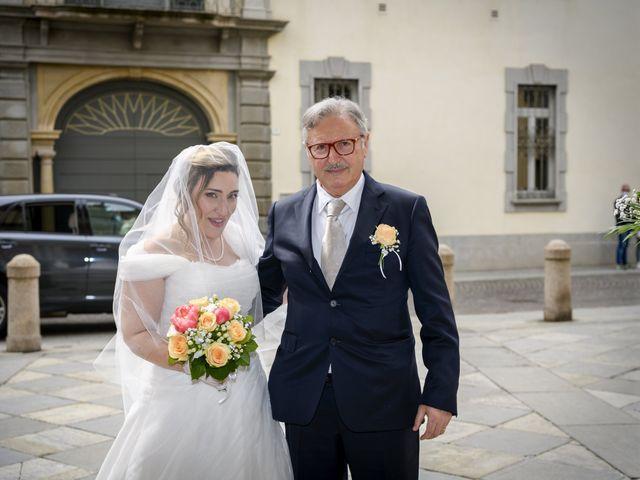 Il matrimonio di Daniel e Ilaria a Treviglio, Bergamo 35