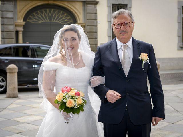 Il matrimonio di Daniel e Ilaria a Treviglio, Bergamo 36