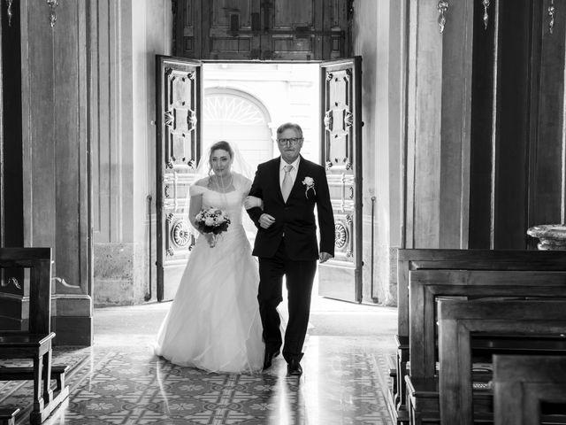 Il matrimonio di Daniel e Ilaria a Treviglio, Bergamo 37