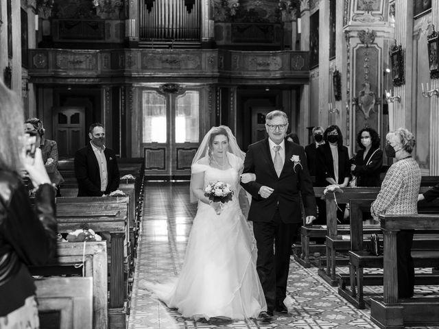 Il matrimonio di Daniel e Ilaria a Treviglio, Bergamo 39
