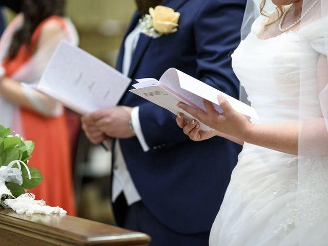 Il matrimonio di Daniel e Ilaria a Treviglio, Bergamo 41