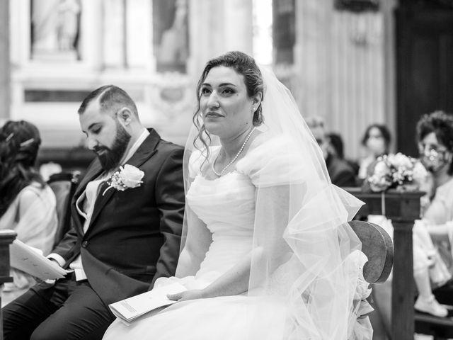 Il matrimonio di Daniel e Ilaria a Treviglio, Bergamo 42