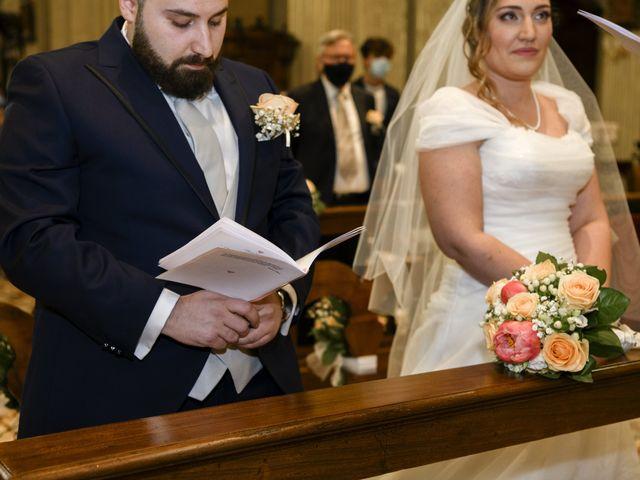 Il matrimonio di Daniel e Ilaria a Treviglio, Bergamo 43