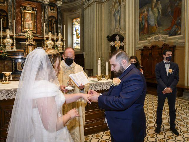 Il matrimonio di Daniel e Ilaria a Treviglio, Bergamo 44
