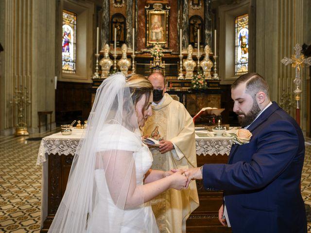 Il matrimonio di Daniel e Ilaria a Treviglio, Bergamo 45