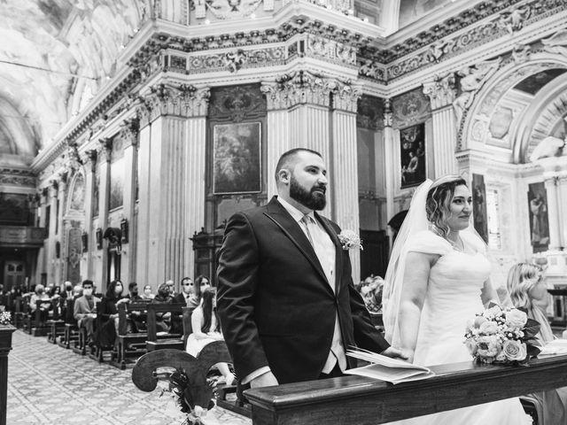 Il matrimonio di Daniel e Ilaria a Treviglio, Bergamo 46