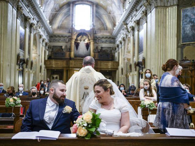Il matrimonio di Daniel e Ilaria a Treviglio, Bergamo 48