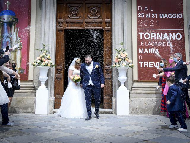 Il matrimonio di Daniel e Ilaria a Treviglio, Bergamo 50