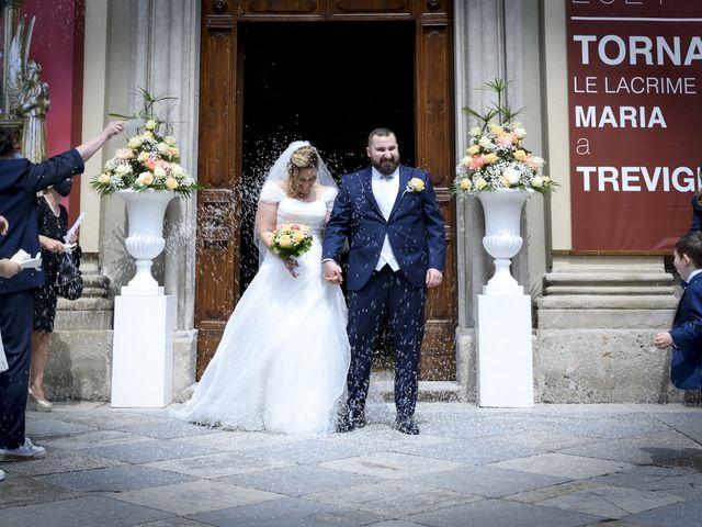 Il matrimonio di Daniel e Ilaria a Treviglio, Bergamo 51