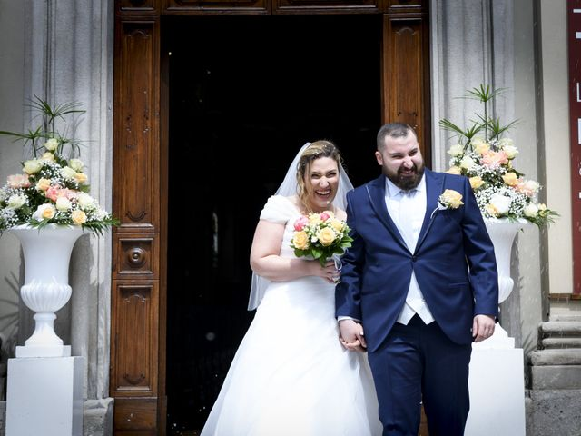 Il matrimonio di Daniel e Ilaria a Treviglio, Bergamo 52