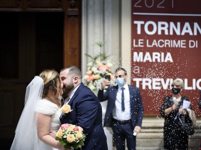 Il matrimonio di Daniel e Ilaria a Treviglio, Bergamo 55