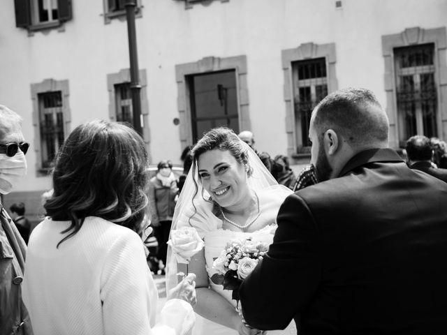 Il matrimonio di Daniel e Ilaria a Treviglio, Bergamo 56