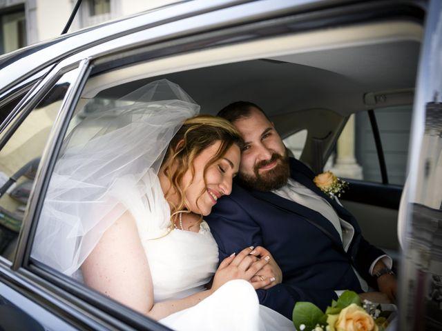 Il matrimonio di Daniel e Ilaria a Treviglio, Bergamo 59