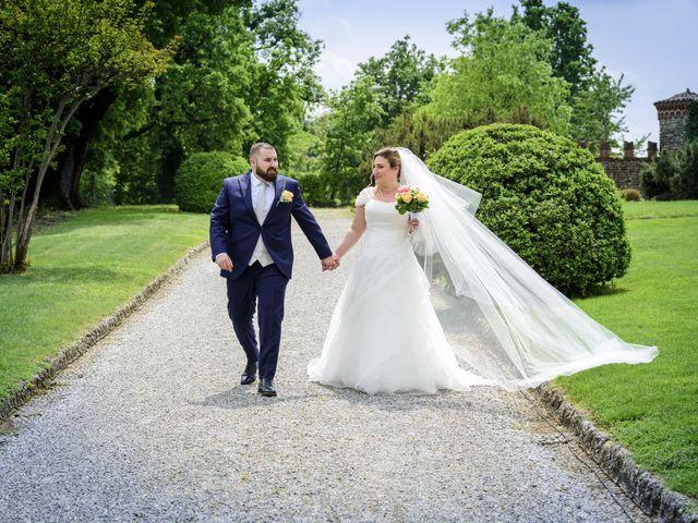 Il matrimonio di Daniel e Ilaria a Treviglio, Bergamo 65