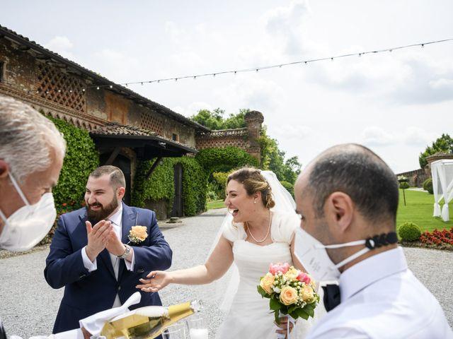 Il matrimonio di Daniel e Ilaria a Treviglio, Bergamo 68