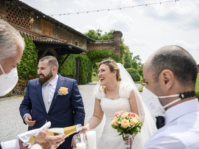 Il matrimonio di Daniel e Ilaria a Treviglio, Bergamo 69