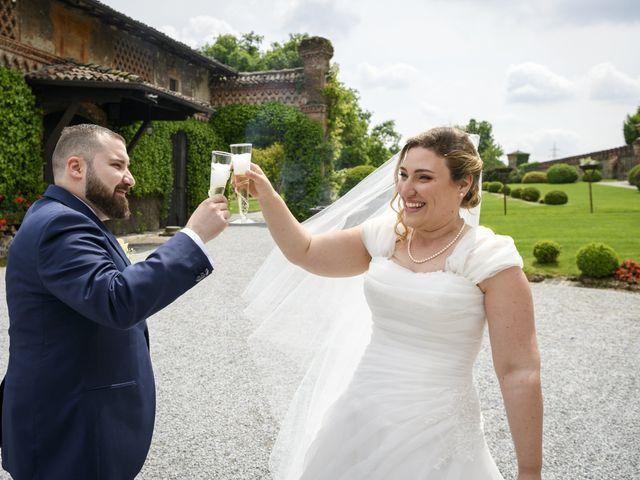 Il matrimonio di Daniel e Ilaria a Treviglio, Bergamo 70