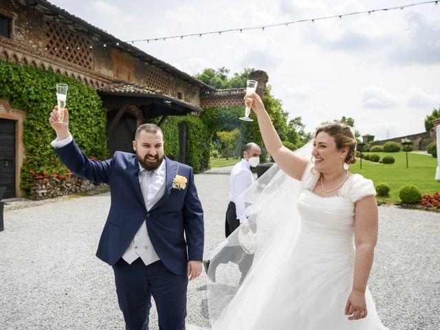 Il matrimonio di Daniel e Ilaria a Treviglio, Bergamo 71