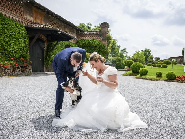Il matrimonio di Daniel e Ilaria a Treviglio, Bergamo 72
