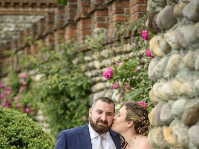 Il matrimonio di Daniel e Ilaria a Treviglio, Bergamo 90