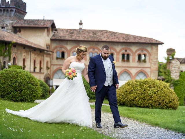 Il matrimonio di Daniel e Ilaria a Treviglio, Bergamo 95