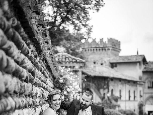 Il matrimonio di Daniel e Ilaria a Treviglio, Bergamo 100