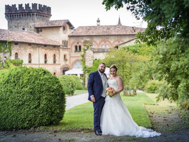 Il matrimonio di Daniel e Ilaria a Treviglio, Bergamo 102