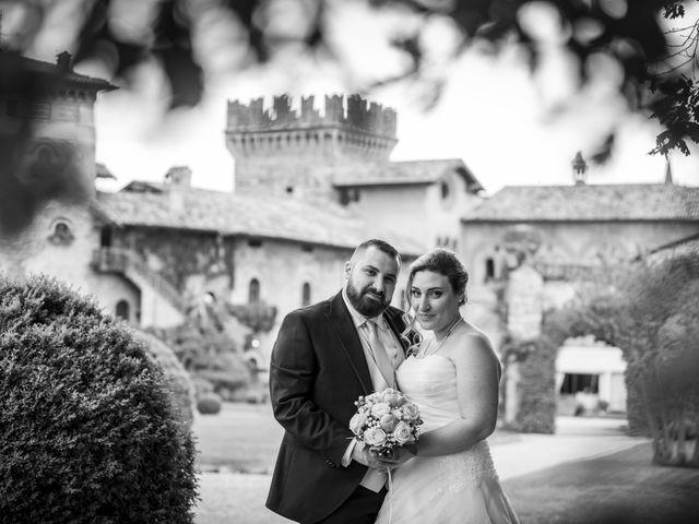 Il matrimonio di Daniel e Ilaria a Treviglio, Bergamo 104