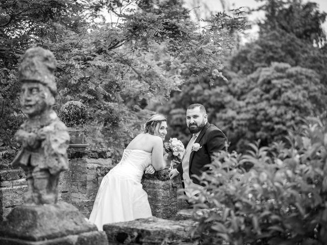 Il matrimonio di Daniel e Ilaria a Treviglio, Bergamo 105