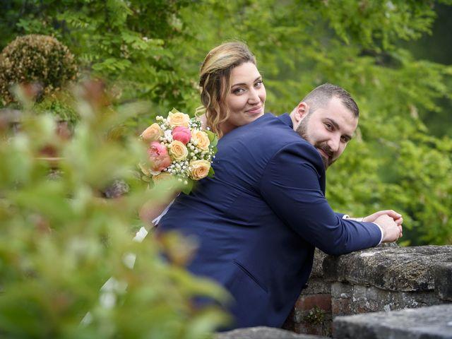 Il matrimonio di Daniel e Ilaria a Treviglio, Bergamo 106