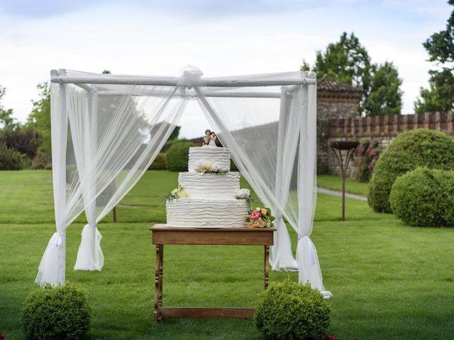 Il matrimonio di Daniel e Ilaria a Treviglio, Bergamo 107