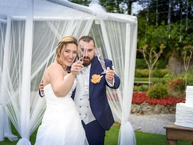 Il matrimonio di Daniel e Ilaria a Treviglio, Bergamo 112