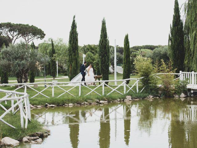 Il matrimonio di Sergio e Serena a Lido di Ostia, Roma 1