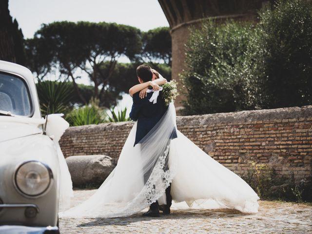 Il matrimonio di Sergio e Serena a Lido di Ostia, Roma 20