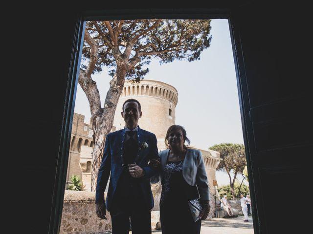 Il matrimonio di Sergio e Serena a Lido di Ostia, Roma 26