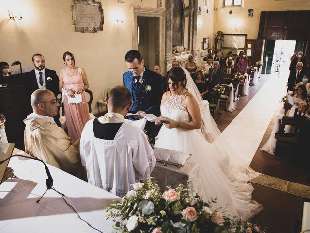 Il matrimonio di Sergio e Serena a Lido di Ostia, Roma 34