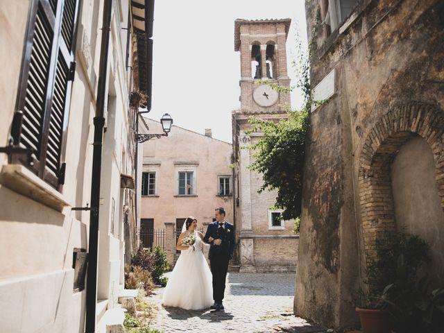 Il matrimonio di Sergio e Serena a Lido di Ostia, Roma 40