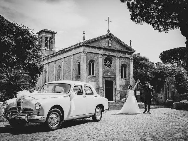 Il matrimonio di Sergio e Serena a Lido di Ostia, Roma 43