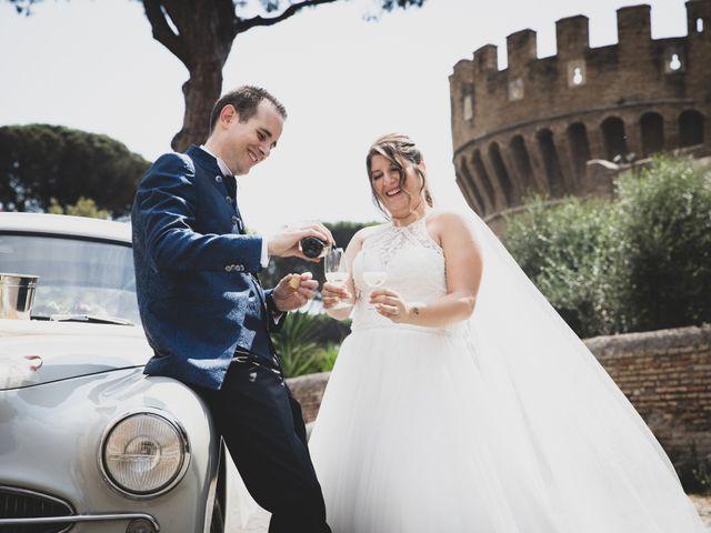 Il matrimonio di Sergio e Serena a Lido di Ostia, Roma 44