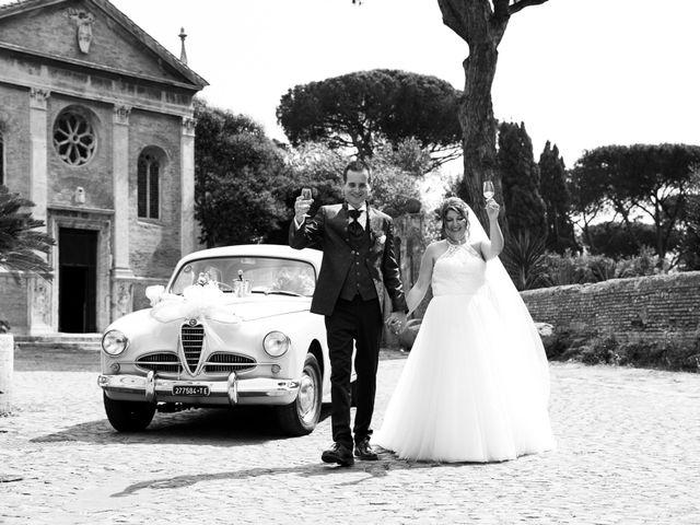 Il matrimonio di Sergio e Serena a Lido di Ostia, Roma 45