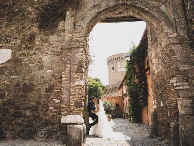 Il matrimonio di Sergio e Serena a Lido di Ostia, Roma 46