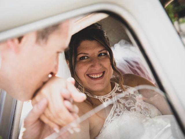 Il matrimonio di Sergio e Serena a Lido di Ostia, Roma 49