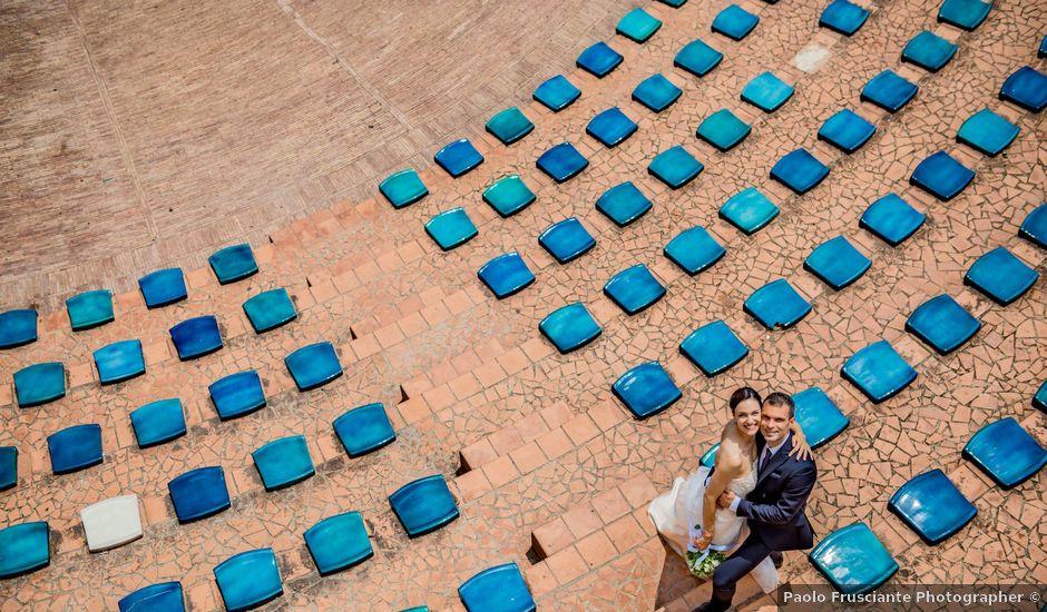 Il matrimonio di Vincenzo e Cristiana a Vietri sul Mare, Salerno